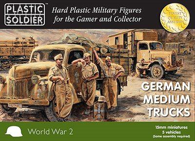 GERMAN MEDIUM TRUCKS 15MM (5)