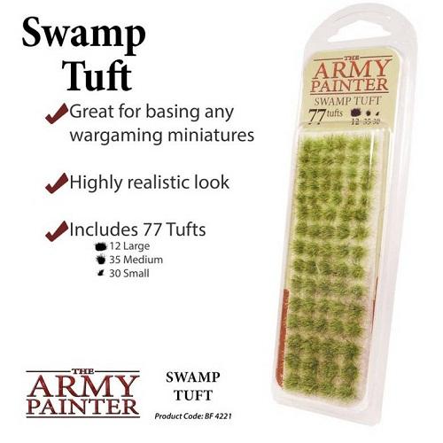 SWAMP TUFT (77) BF4221