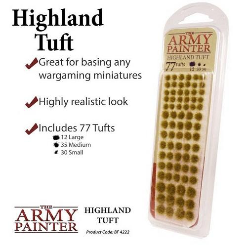 HIGHLAND TUFT (77) BF4222