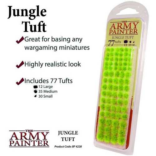 JUNGLE TUFT (77) BF4228