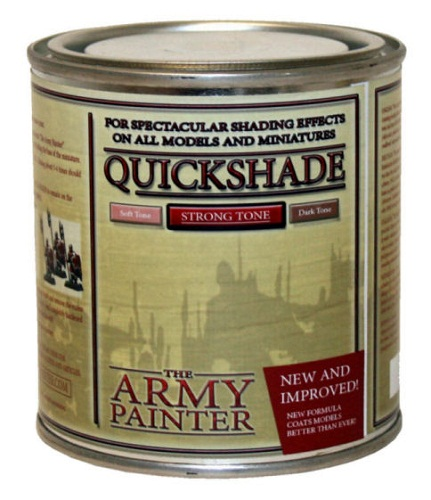 QUICK SHADE STRONG TONE 250ML.