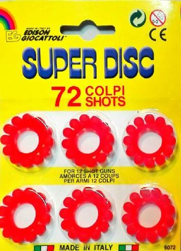 SUPER DISCO 12 FULMINANTES (72)