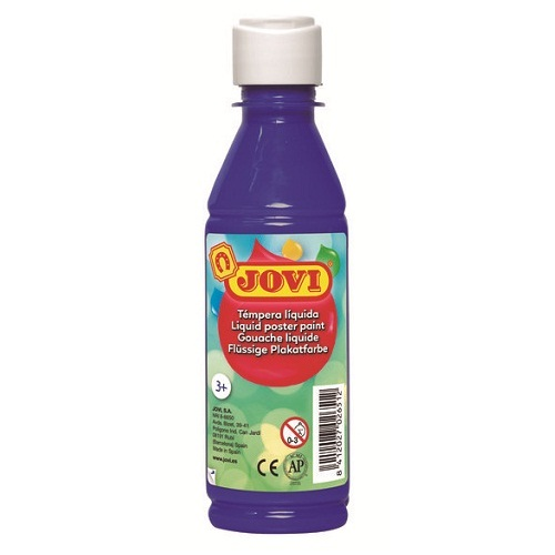 TEMPERA LIQUIDA JOVI 25ML. 502 AZUL ULTRAMAR