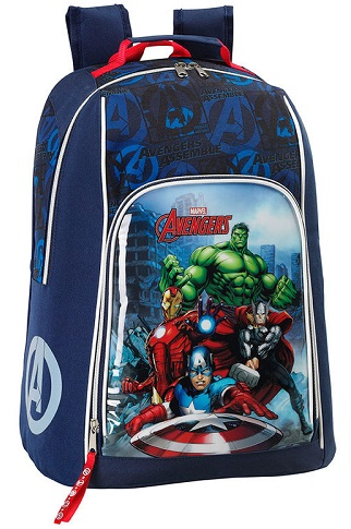 DAY PACK AVENGERS ASSEMBLE