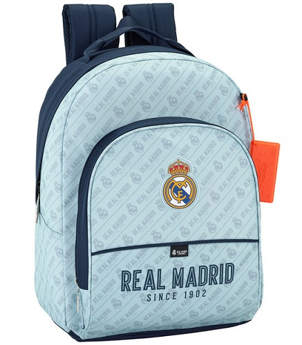 DAY PACK SAFTA PROTECTION MOCHILA REAL MADRID