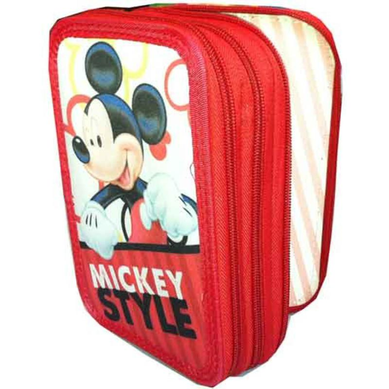 PLUMIER 3 PISOS MICKEY STYLE