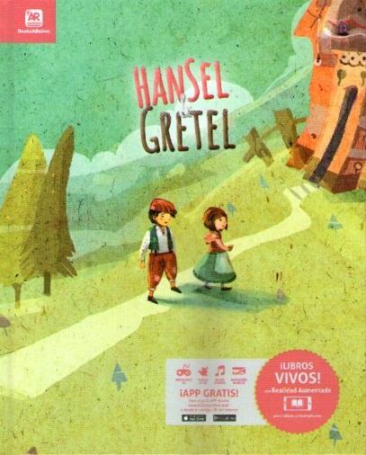 HANSEL Y GRETEL (LIBRO REALIDAD AUMENTADA)
