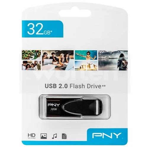 KEYDRIVE PNY USB ATTACHE 4 2.0 32GB