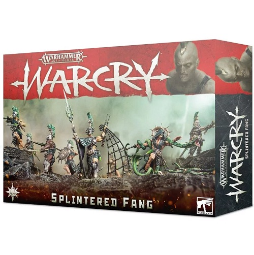 WARCRY: THE SLINTERED FANG (10)