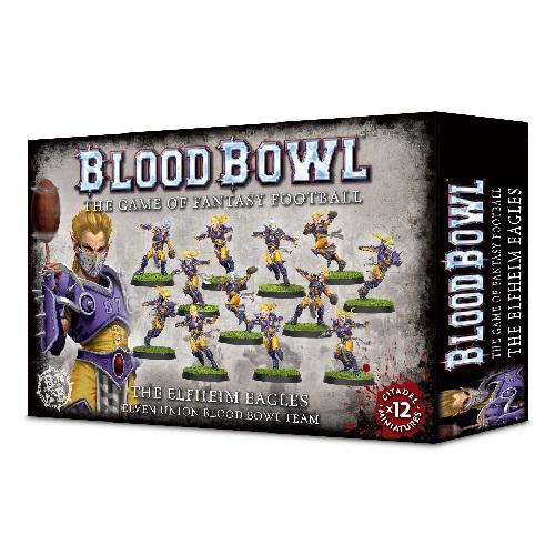 ELFHEIM EAGLES BLOOD BOWL TEAM (12)