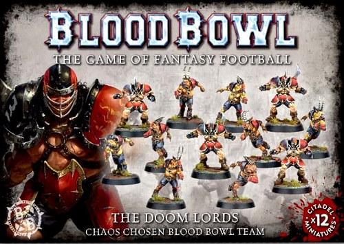 BLOOD BOWL: THE DOOM LORDS (12)