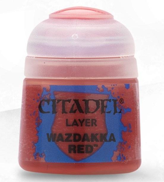 WAZDAKKA RED 12ML. LAYER