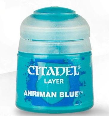 AHRIMAN BLUE LAYER 12ML.