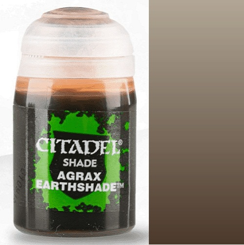 AGRAX EARTHSHADE SHADE