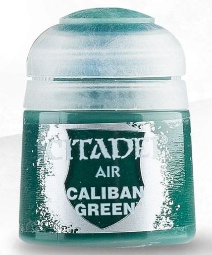 AIR CALIBAN GREEN 12ML.