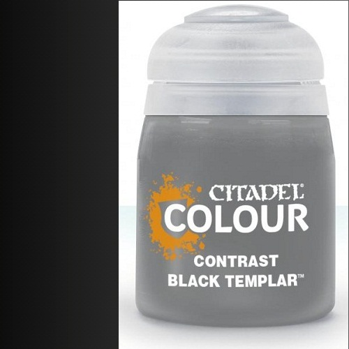 BLACK TEMPLAR CONTRAST 18ML.