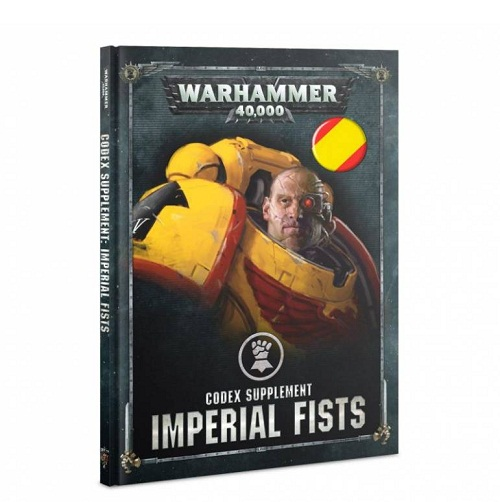 CODEX: INPERIAL FISTS (ESPAÑOL)