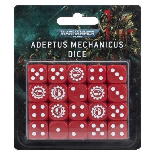 ADEPTUS MECHANICUS DICE (20)