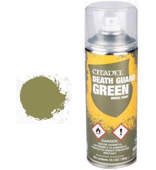 DEATH GUARD GREEN SPRAY 400ML.