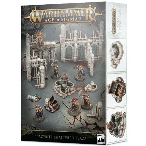 AGE OF SIGMAR: AZYRITE SHATTERED PLAZA