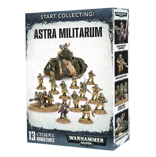STAR COLLECTING! ASTRA MILITARUM (13)
