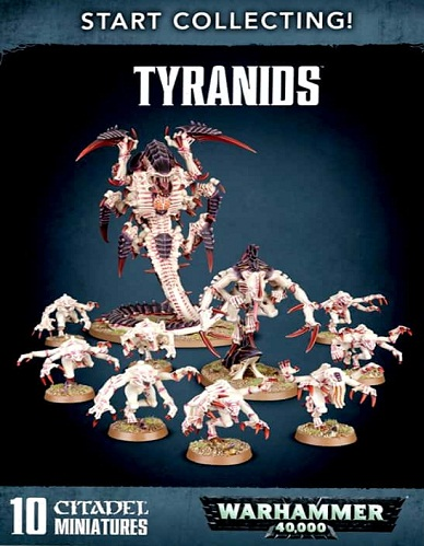 START COLLECTING! TYRANIDS (10)