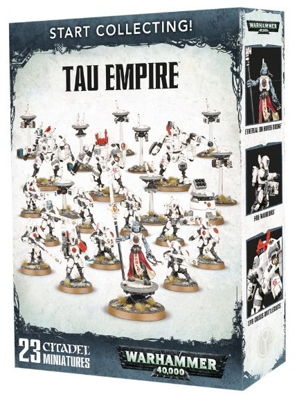 START COLLECTING! TAU EMPIRE (23)
