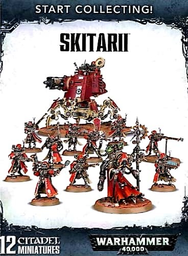 START COLLECTING! SKITARII (12)