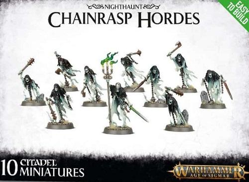 NIGHTHAUNT CHAINRASP HORDES (10)