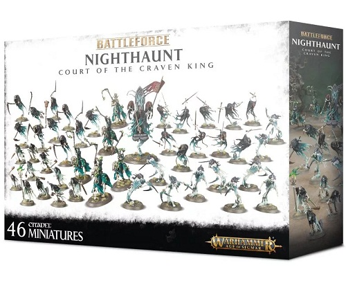 NIGHTHAUNT COURT OF THE CRAVEN KING (46)