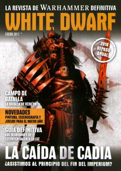 WHITE DWARF ENERO 2017 (ESPAÑOL)