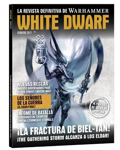 WHITE DWARF FEBRERO 2017 (ESPAÑOL)
