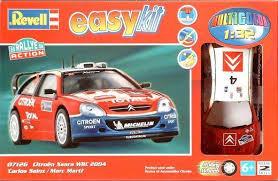 CITROEN XSARA WRC04. CARLOS SAINZ 1/32