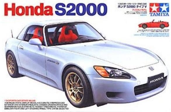 HONDA S2000 1/24