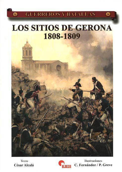 GYB056. LOS SITIOS DE GERONA 1808-1809