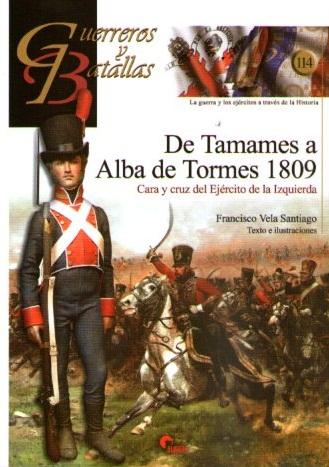 GYB 114 DE TAMANES A ALBA DE TORMES 1809