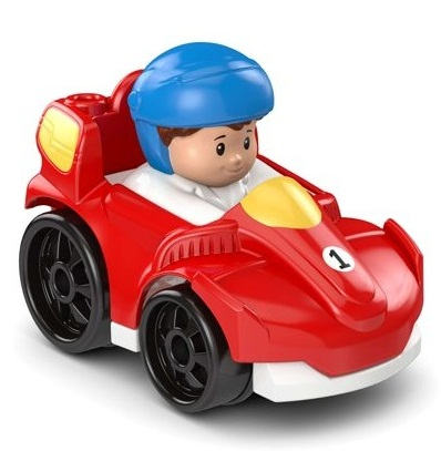 VEHICULO FISHER PRICE