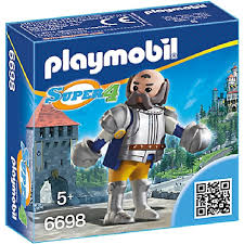 GUARDIA REAL SIR ULF PLAYMOBIL 6698 SUPER4