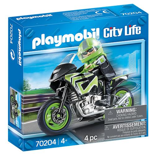 MOTO 70204 PLAYMOBIL