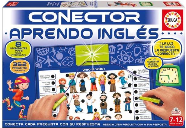 CONECTOR APRENDO INGLES 352 PREGUNTAS 29-17206
