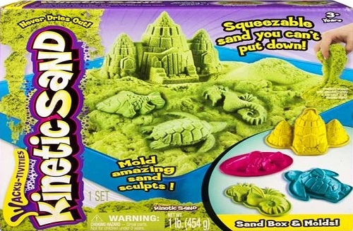 ARENA MOLDEABLE KINETIC SAND CASTILLO 12-61921402