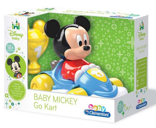 COCHE R/C MICKEY BABY 17-17093