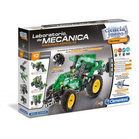 LABORATORIO MECANICA MAQUINAS AGRICOLAS 17-55162