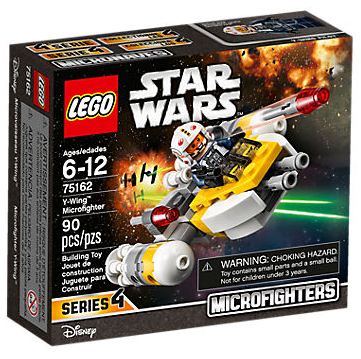 Y-WING MICROFIGHTERS 75162