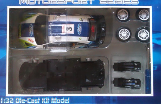 KIT FORD FOCUS RS WRC 2006 1/32