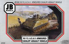 M.113 A.C.A.V. ARMOURED CAVALRY ASSAULT VEH. 1/76