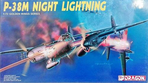 P-38M NIGHT LIGHTNING 1/72