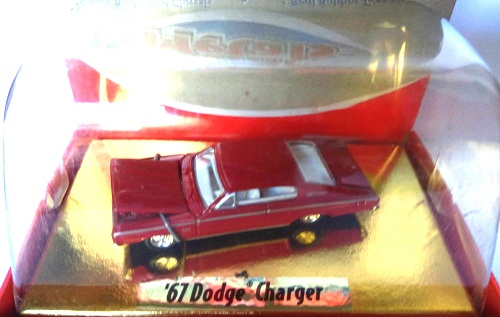 67 DODGE CHARGER 1/87