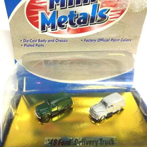 48 FORD DELIVERY TRUCK 1/160 (2)