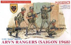 ARVN RANGERS SAIGON 1968 (4) 1/35 3314
